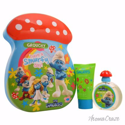 First American Brands The Smurfs Grouchy Gift Set for Kids 2