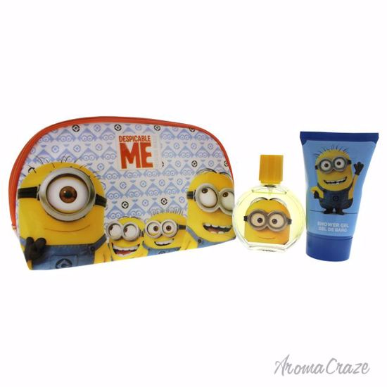 Minions Gift Set for Kids 3 pc