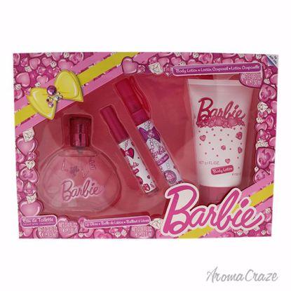 Mattel Barbie Gift Set for Kids 4 pc
