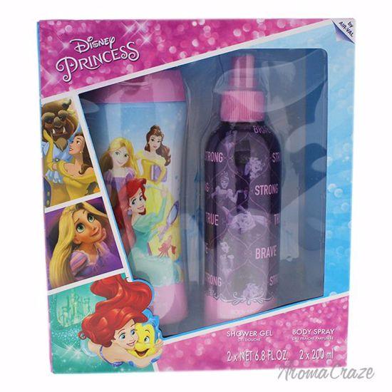 Disney Princess Gift Set for Kids 2 pc