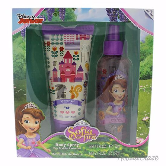 Disney Sofia the First Gift Set for Kids 2 pc