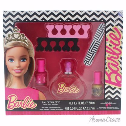 Mattel Barbie Gift Set for Kids 6 pc