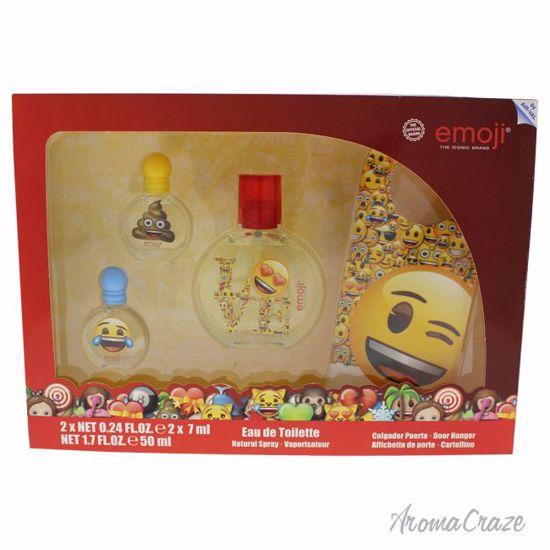 Air-Val International Emoji Gift Set for Kids 4 pc