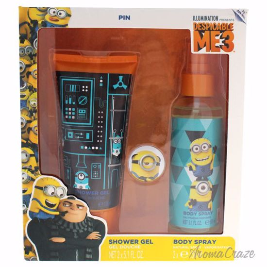 Air-Val International Despicable Me 3 Gift Set for Kids 2 pc