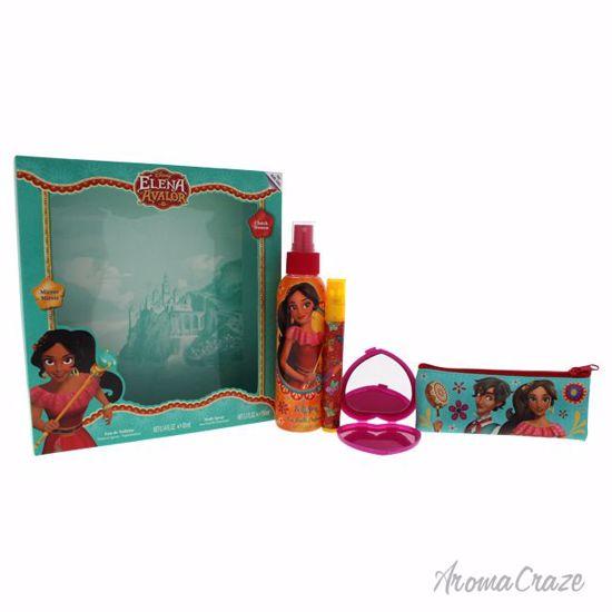 Disney Elena Of Avalor Gift Set for Kids 4 pc