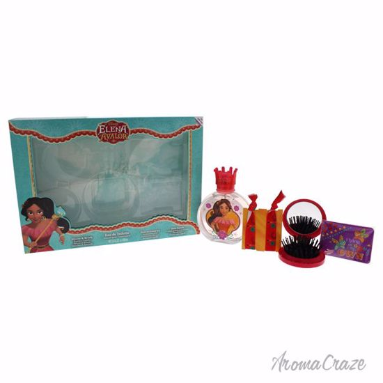 Disney Elena Of Avalor Gift Set for Kids 4 pc