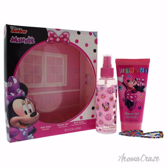Disney Minnie Mouse Gift Set for Kids 3 pc
