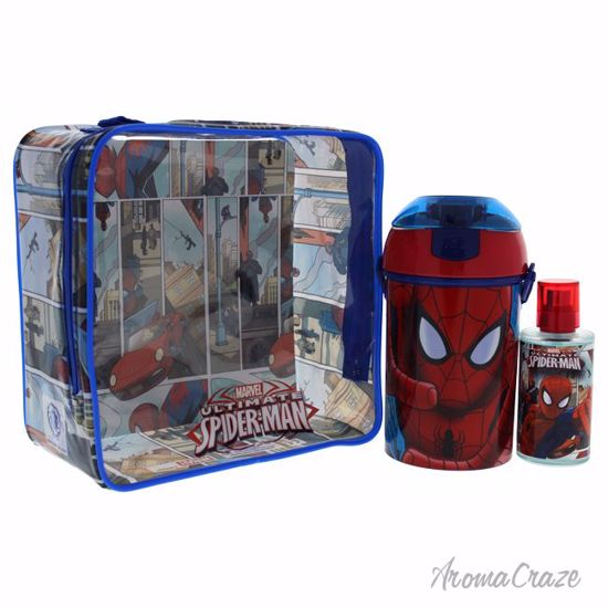 Marvel Ultimate Spider Man Gift Set for Kids 3 pc