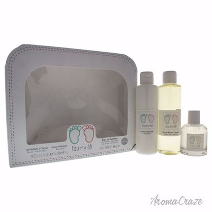 Eau My BB Gift Set for Kids 3 pc