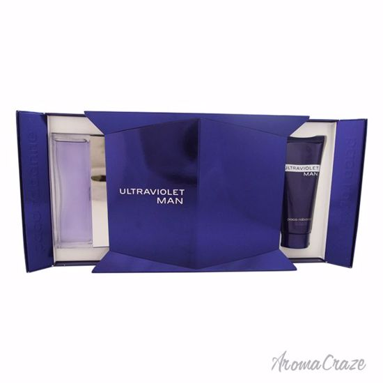 Paco Rabanne Ultraviolet Man Gift Set for Men 2 pc