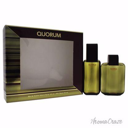 Antonio Puig Quorum Gift Set for Men 2 pc
