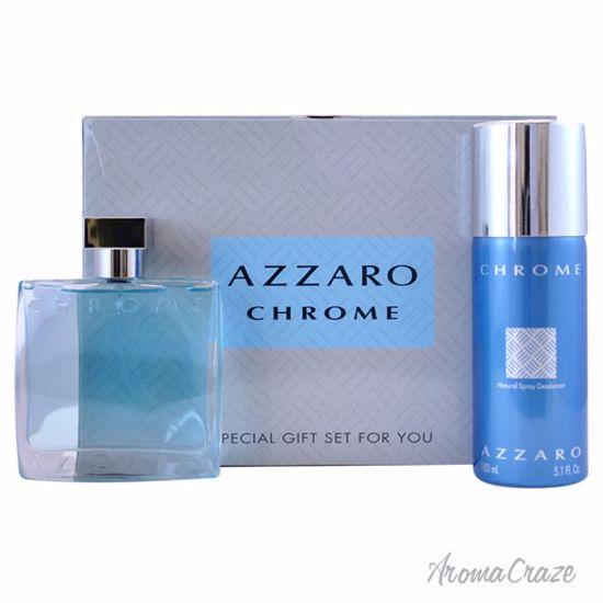 Loris Azzaro Chrome Gift Set for Men 2 pc
