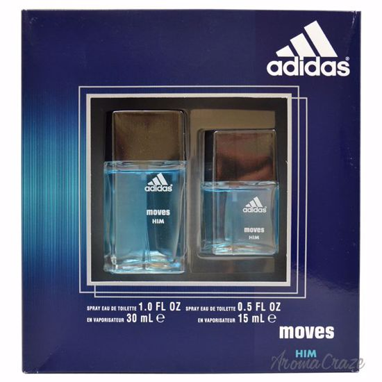 Adidas Moves Gift Set for Men 2 pc