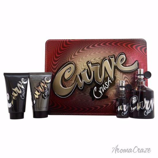 Liz Claiborne Curve Crush Gift Set for Men 4 pc