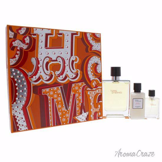 Hermes Terre D'Hermes Gift Set for Men 3 pc