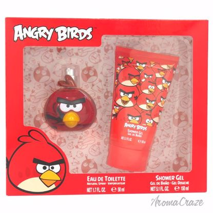 Angry Birds Red Gift Set for Men 2 pc