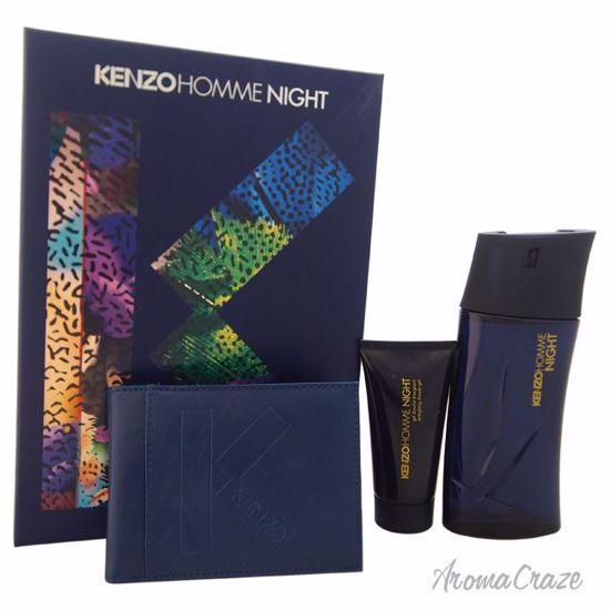 Kenzo Homme Night Gift Set for Men 3 pc