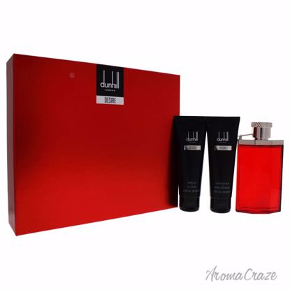 Alfred Dunhill Desire London Gift Set for Men 3 pc