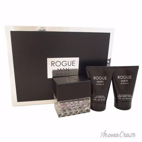 Rihanna Rogue Gift Set for Men 3 pc