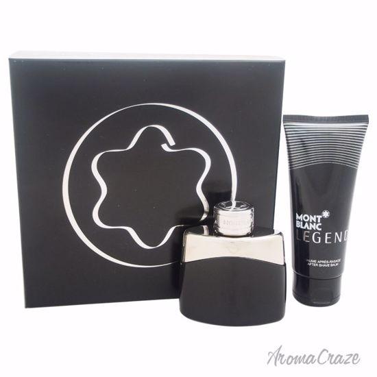 Mont Blanc Legend Gift Set for Men 2 pc