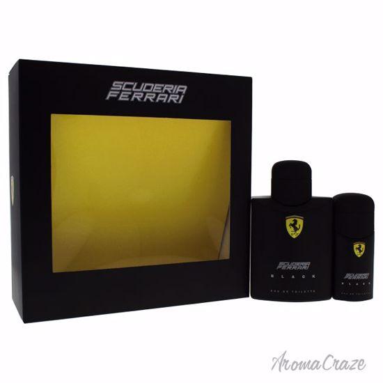 Ferrari Black Gift Set for Men 2 pc