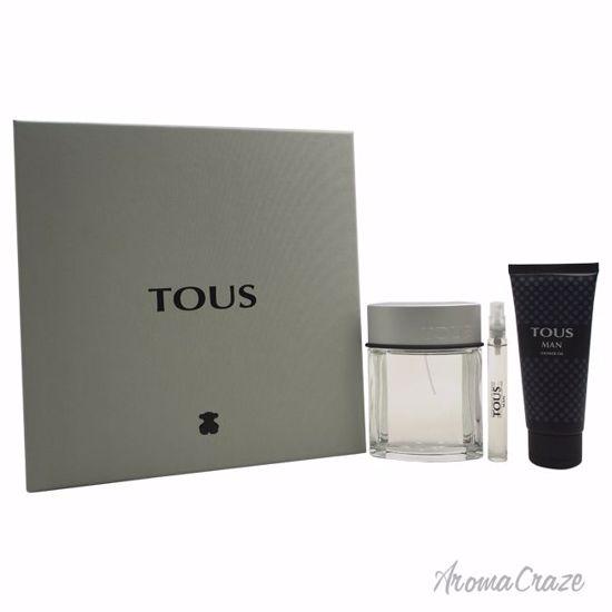 Tous Man Gift Set for Men 3 pc