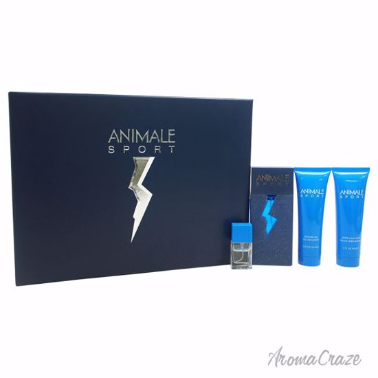 Animale Sport Gift Set for Men 4 pc