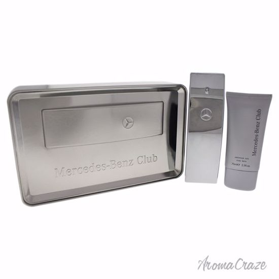 Mercedes-Benz Club Gift Set for Men 2 pc
