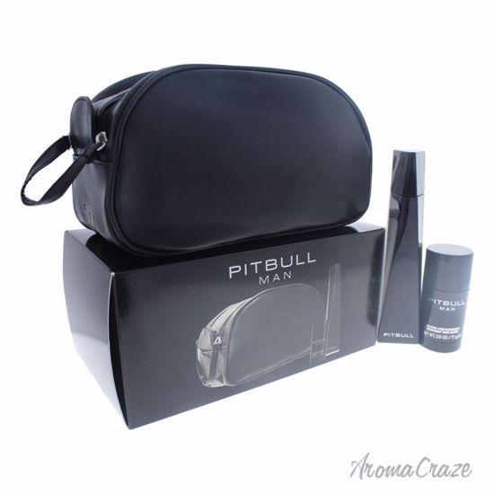 Pitbull Men Gift Set for Men 3 pc