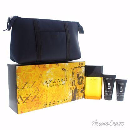 Loris Azzaro Pour Homme Gift Set for Men 4 pc