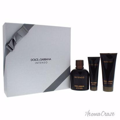 Dolce & Gabbana Intenso Gift Set for Men 3 pc