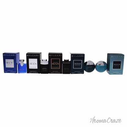 Bvlgari The Men's Gift Collection Gift Set for Men 5 pc