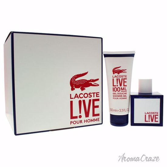 Lacoste Live Gift Set for Men 2 pc