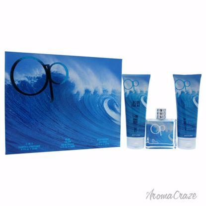 Ocean Pacific Op Blue Gift Set for Men 3 pc
