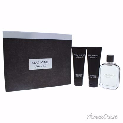 Kenneth Cole Mankind Gift Set for Men 3 pc