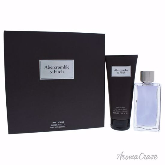 Abercrombie & Fitch First Instinct Gift Set for Men 2 pc