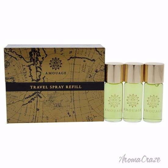 Perfume Gift Sets | Fragrance Gift Sets | Perfume Gift Set For Men | Perfume and  sc 1 st  AromaCraze.com & Amouage Memoir Travel Spray Gift Set for Men 3 pc - AromaCraze.com ...