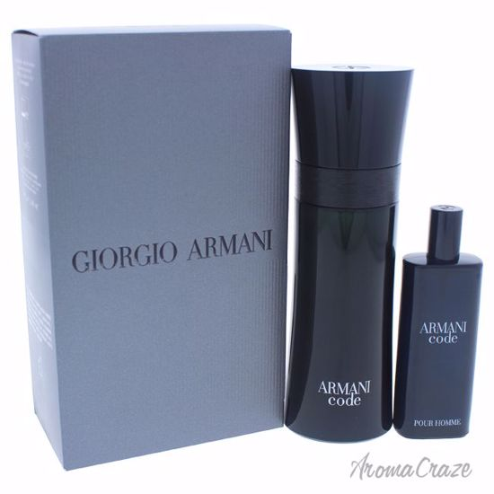 c02f73869df0 Armani by Giorgio Armani Code Travel Exclusive Gift Set for Men 2 pc. Perfume  Gift Sets