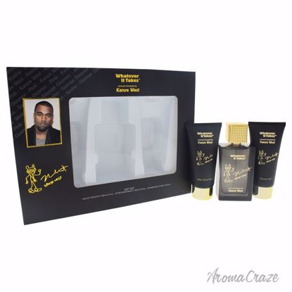Whatever It Takes Kanye West Gift Set for Men 3 pc