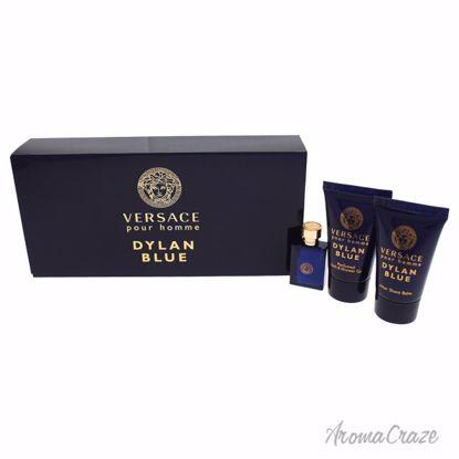 Versace Dylan Blue Gift Set for Men 3 pc