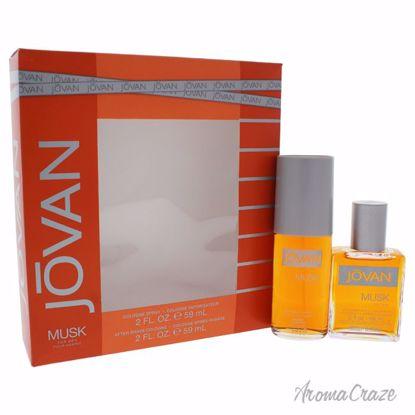 Jovan Musk Gift Set for Men 2 pc