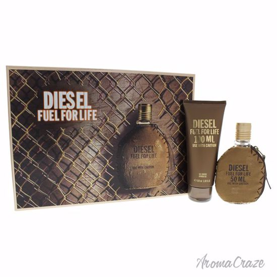 Diesel Fuel For Life Gift Set for Men 2 pc