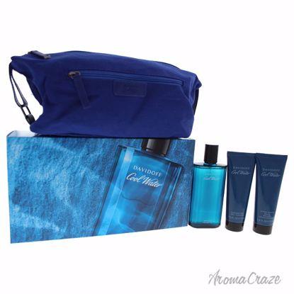 Zino Davidoff Cool Water Gift Set for Men 4 pc
