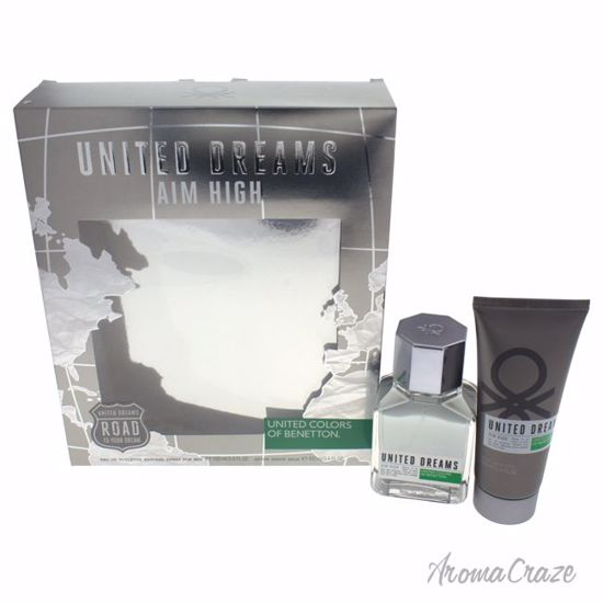 United Colors of Benetton United Dreams Aim High Gift Set fo