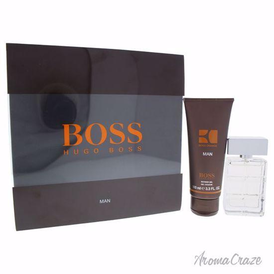 Hugo Boss Orange Gift Set for Men 2 pc