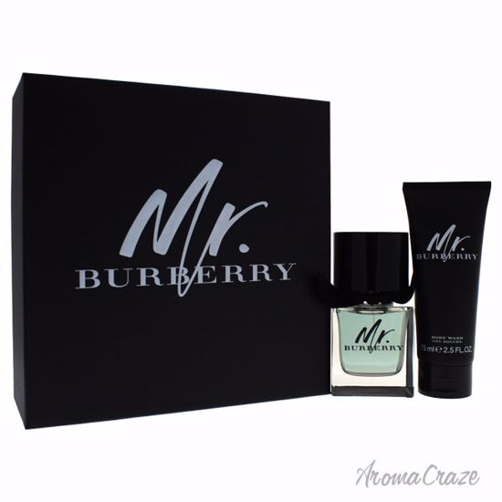 fbe54228069 Mr. Burberry Gift Set for Men 2 pc - AromaCraze.com - Best Women s ...