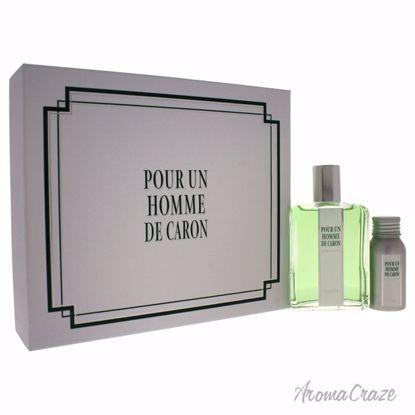 Caron Pour Un Homme De Caron Gift Set for Men 2 pc