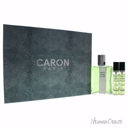 Caron Pour Un Homme De Caron Gift Set for Men 3 pc