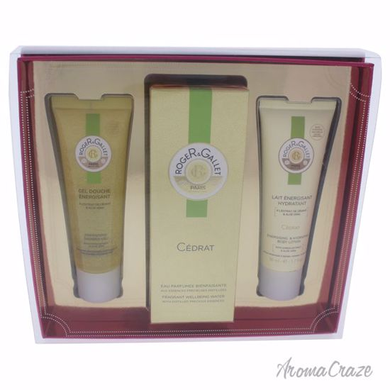 Roger & Gallet Cedrat Gift Set Unisex 3 pc