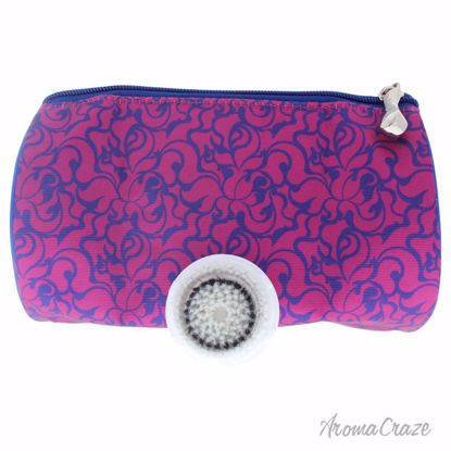 Clarisonic Sensitive Brush Head Flaming Iris Barrel Bag, Sen